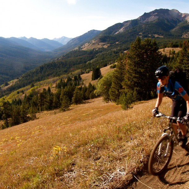 View full trip details for Whistler Mountain Bike