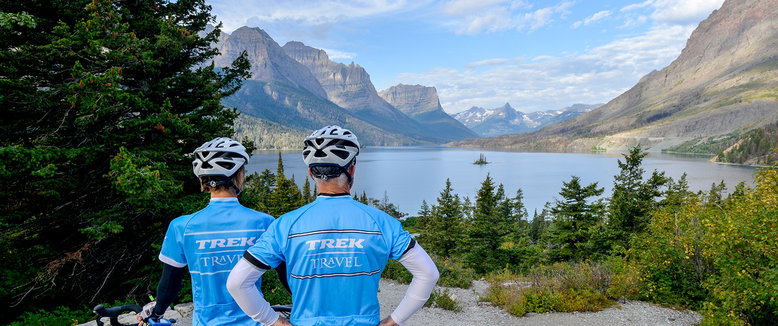 Trek Travel Glacier National Park Cycling Vacation in Montana