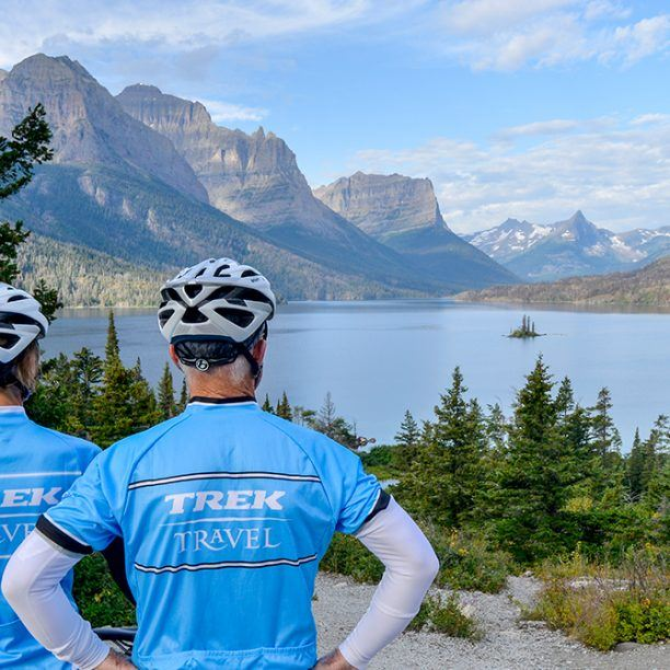 Glacier National Park Bike Tours & Cycling Vacations