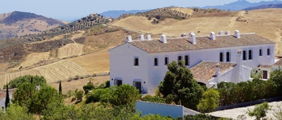 Stay at La Posada del Torcal on Trek Travel's Andalucia bike tour