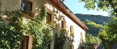 Stay at Auberge Edelweiss on a Trek Travel Classic Climbs of the Tour de France bike tour