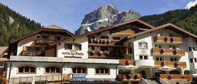 Stay at Hotel La Perla on a Giro d'Italia bike tour