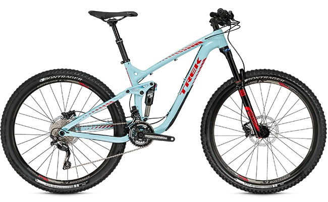 Ride a Trek Remedy 7 27.5 on a Trek Travel mountain bike trip