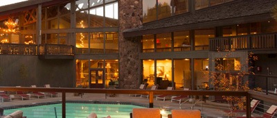 Stay at the Snow King Hotel on a Yellowstone National Park bike tour