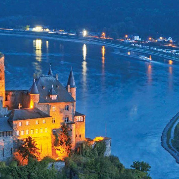 View full trip details for Rhine River Cruise