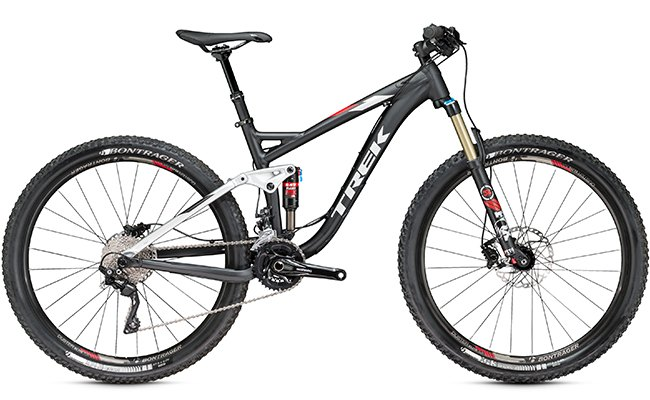 Ride a Trek Fuel Ex 8 27.5 on a Trek Travel mountain bike trip