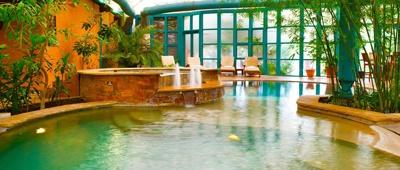 Stay at El Monte Sagrado with Trek Travel