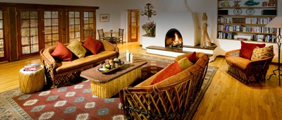 Stay at the Inn on the Alameda with Trek Travel