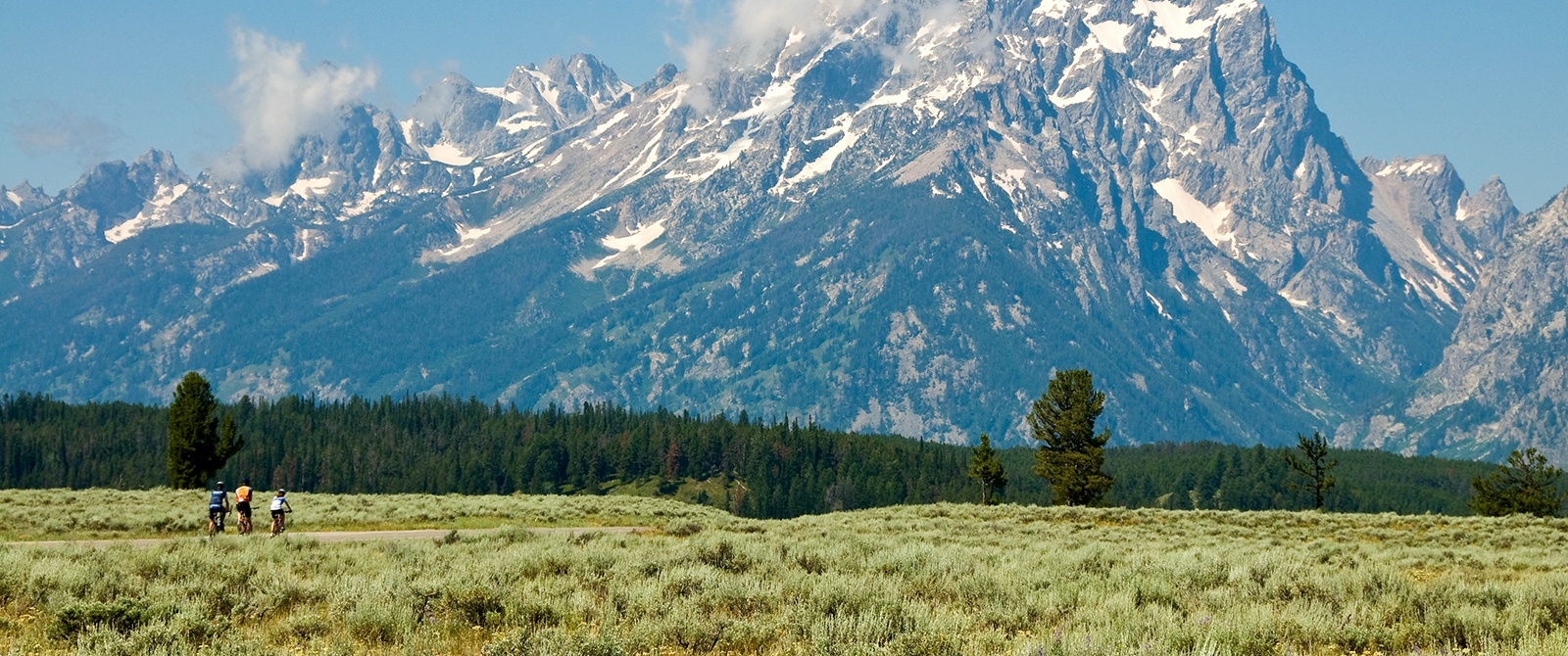 Yellowstone Tetons Bike Tours Amp Cycling Vacations
