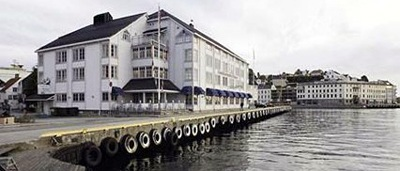 Stay at the Clarion Hotel Tyholmen on our Mountain Bike trip in Norway