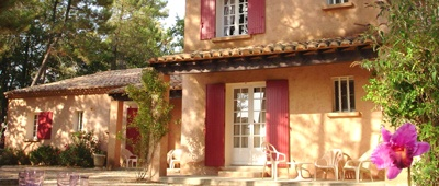 Stay at Hotel des Pins on a Trek Travel Provence bike tour