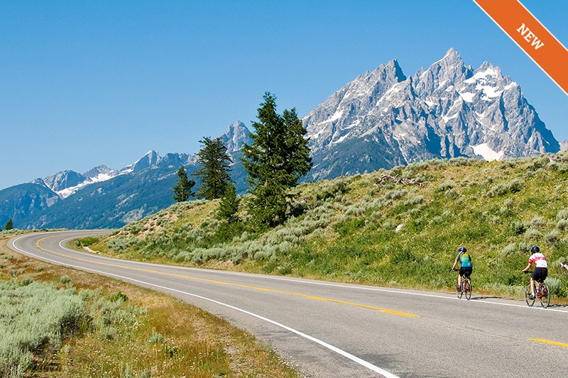 Trek Travel Yellowstone and Grand Tetons Bike Tour