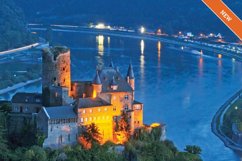 Rhine River Cruise bike tours with Trek Travel and Scenic