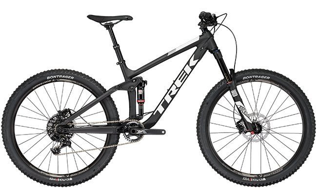 Ride a Trek 2017 Remedy 9 27.5 on a Trek Travel mountain bike trip