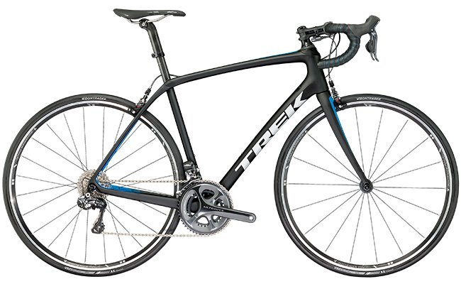 Ride the all-new Trek Domane SL 7 on a Trek Travel bike tour