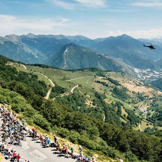 View full trip details for TDF 2017 Epic Climbs