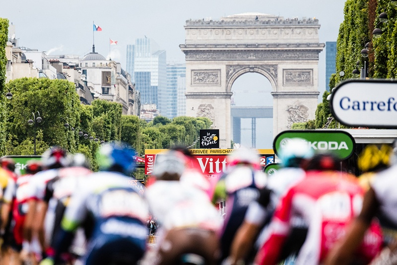 Trek Travel 2017 Tour de France bike tour