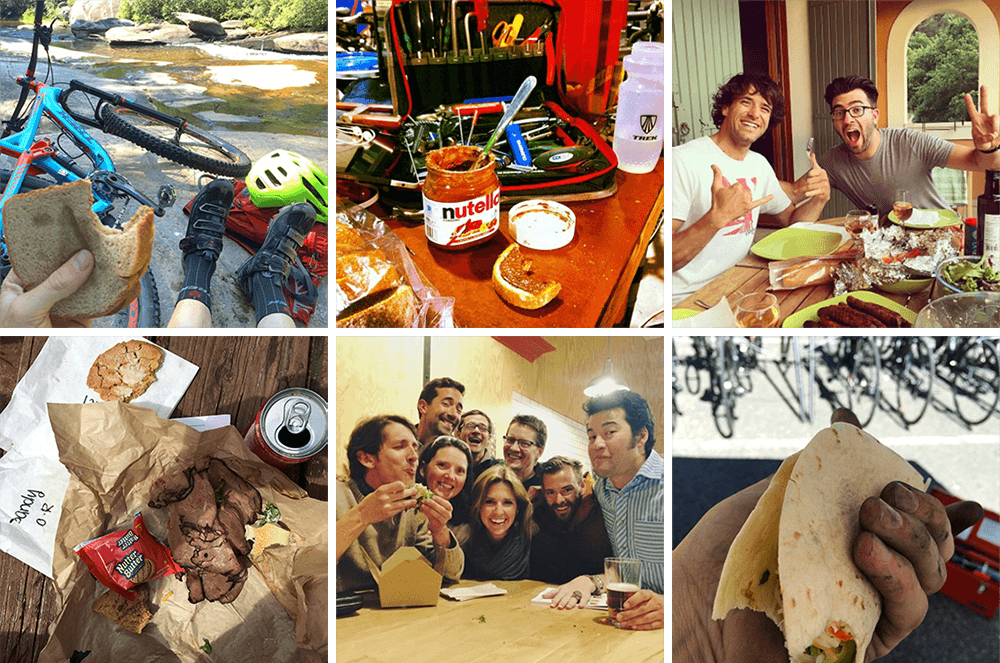 Behind the scenes look at the life of a Trek Travel bike tour guide