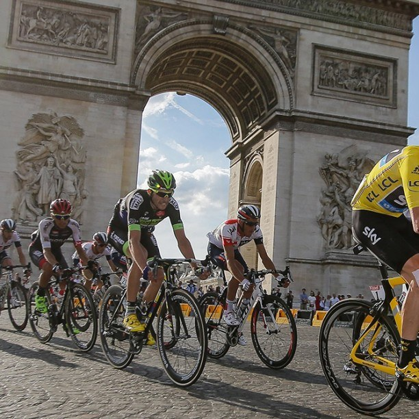 View full trip details for TDF 2017 Paris Finishing Package