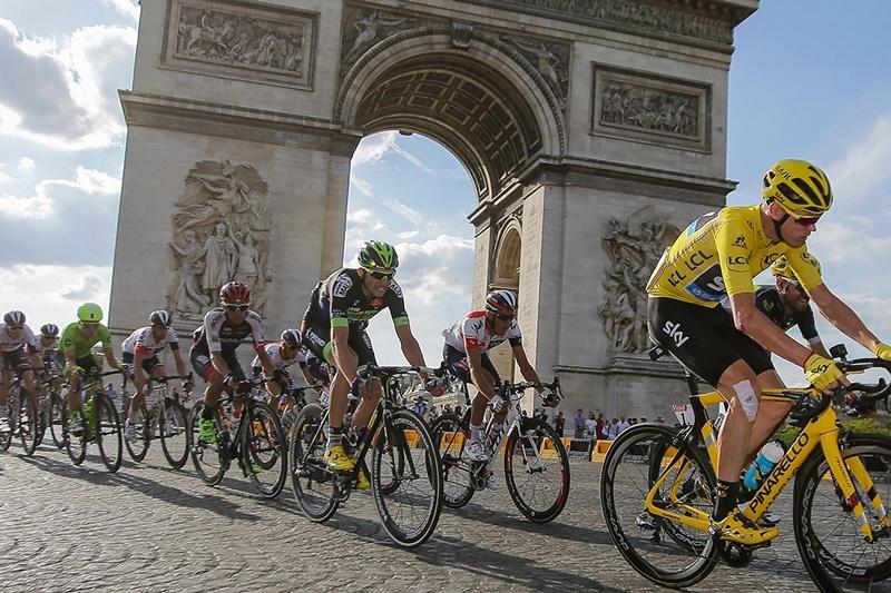 Trek Travel 2017 Tour de France bike tour
