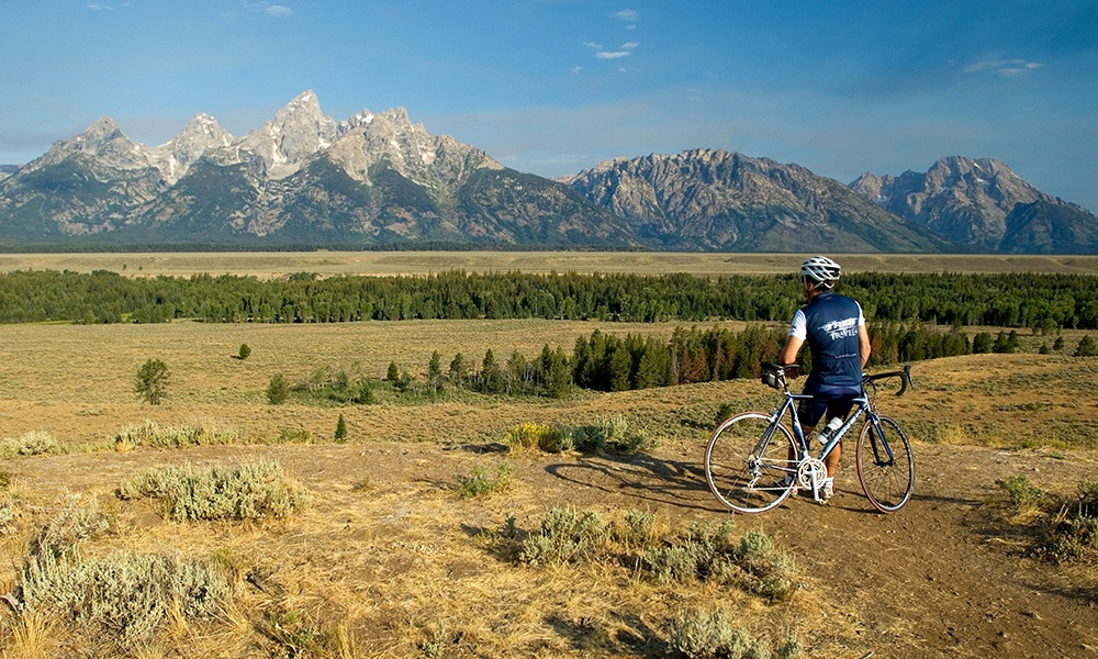 Trek Travel Yellowstone and Grand Tetons National Park Vacation