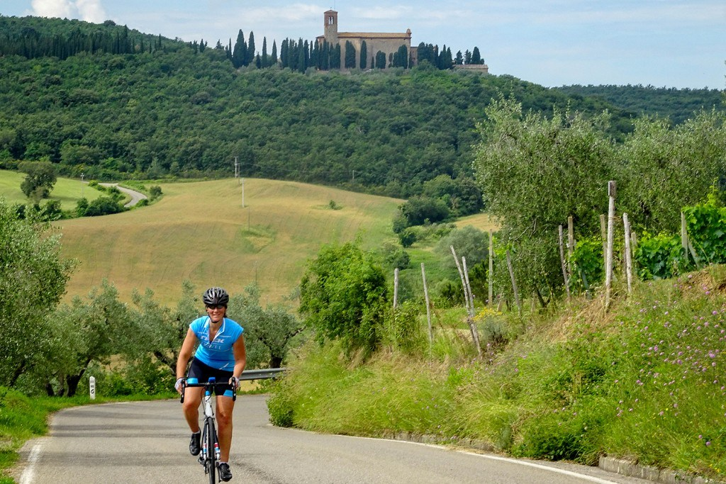 Tuscany Italy Bike Tours Amp Cycling Vacations