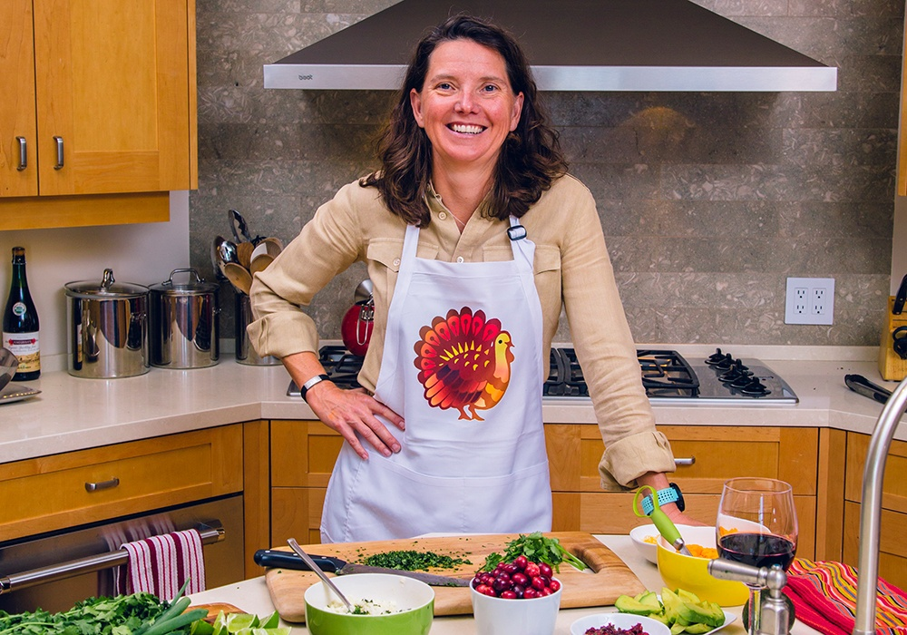Trek Travel President Tania Burke shares her Thanksgiving Leftover Turkey Taco Recipe