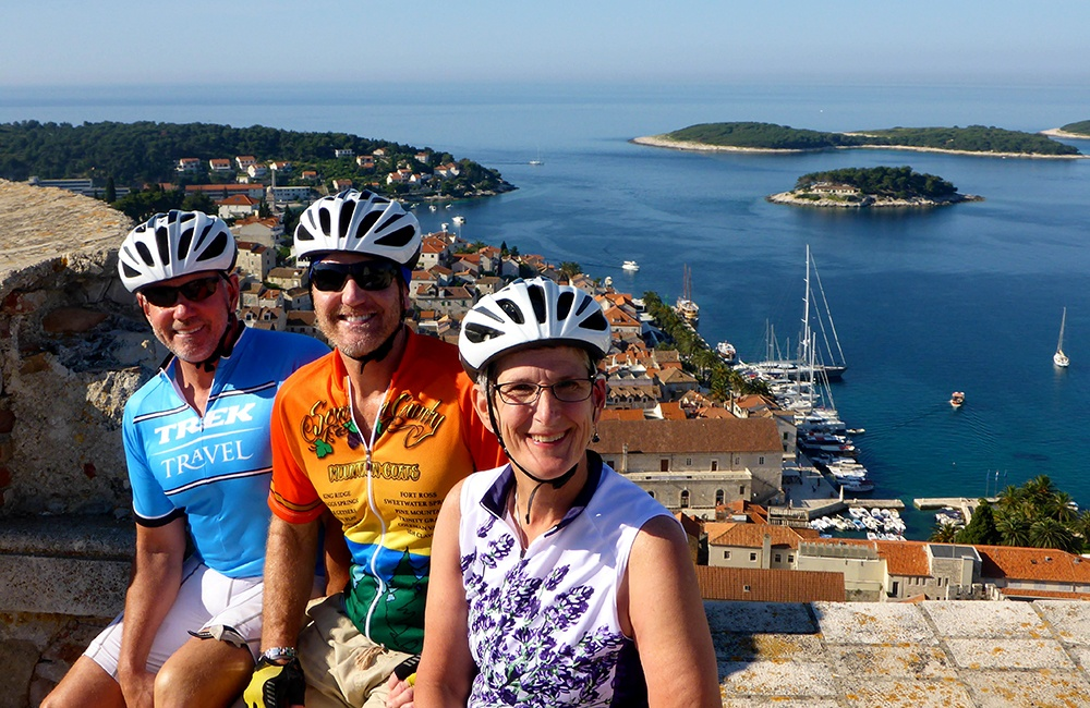 Trek Travel Croatia and Dalmatian Coast Bike Tour