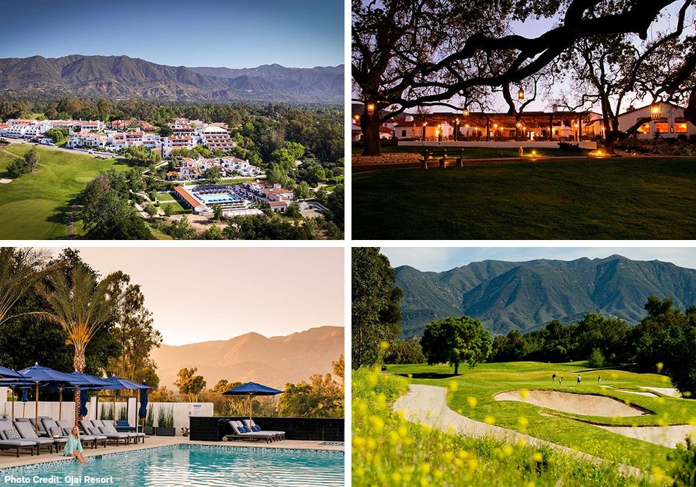 Ojai Valley Inn Resort and Spa named Trek Travel's Hotel of the Year