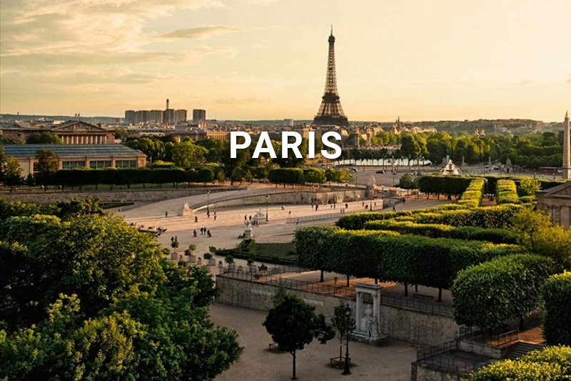 Paris, France Add-On Package