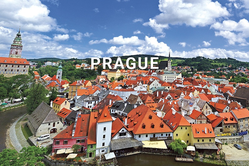 Prague Add-On Package