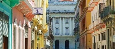 Hotel Barcelona, Cuba