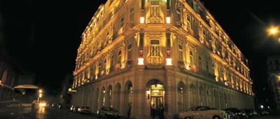 Hotel Plaza, Cuba