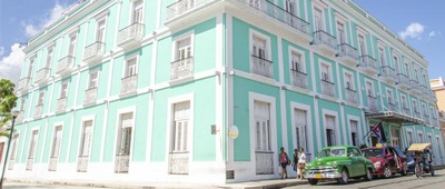Hotel La Union, Cuba
