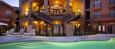 Stay at Embassy Suites Paloma in our Tucson Ride Camp bike tour