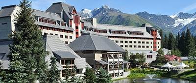 Stay at Alyeska Resort on an Alaska multisport bike tour
