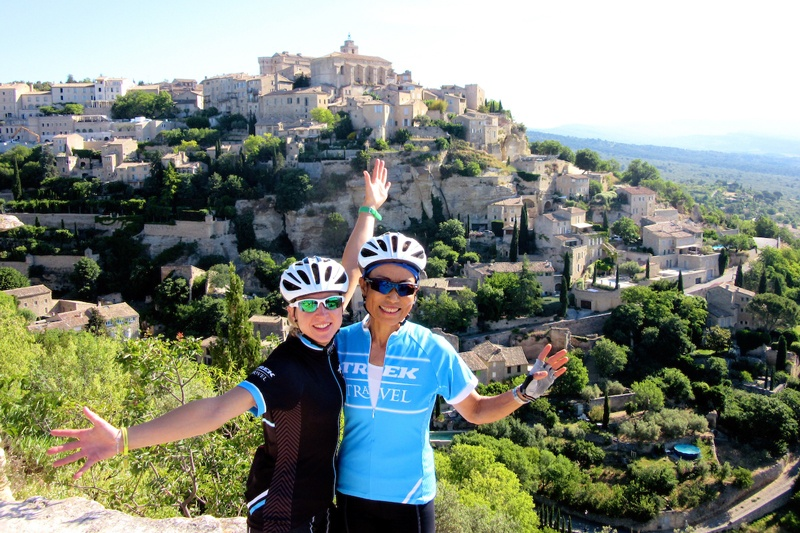 Trek Travel's Provence luxury bike tour