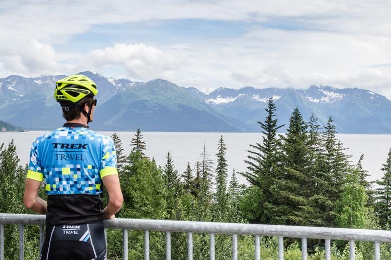 Trek Travel's Alaska Multisport bike tour