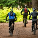 Ride through lush forests of Oregon