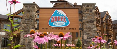 Stay at Burke Mountain Hotel on a Trek Travel bike tour
