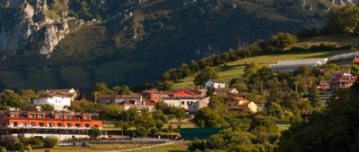 Stay at Hotel Canzana in Spain on a Trek Travel bike tour at the Vuelta a Espana