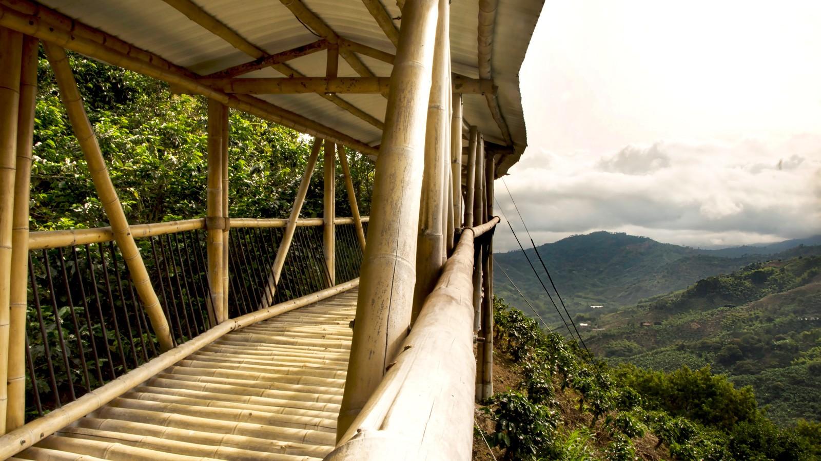 Colombia Bamboo Bridge 1600x900 2 Trek Travel