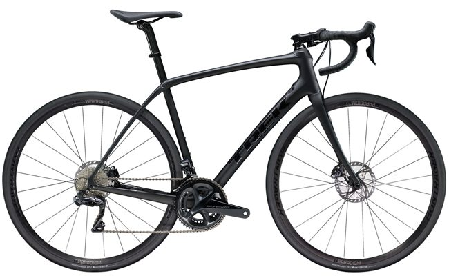Ride a Trek Domane SL 7 Disc on a Trek Travel cycling vacation and bike tour