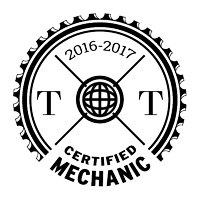 Trek Travel Certified Mechanic