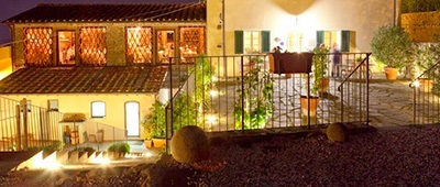 Tenuta San Pietro Luxury Hotel On Trek Travel's Cinque Terre bike tour.