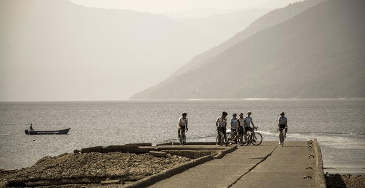 Take in the serene views on Trek Travel's new Chile bike trip