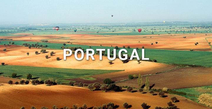 Enjoy the rolling landscapes of Portugal on a Trek Travel bike tour