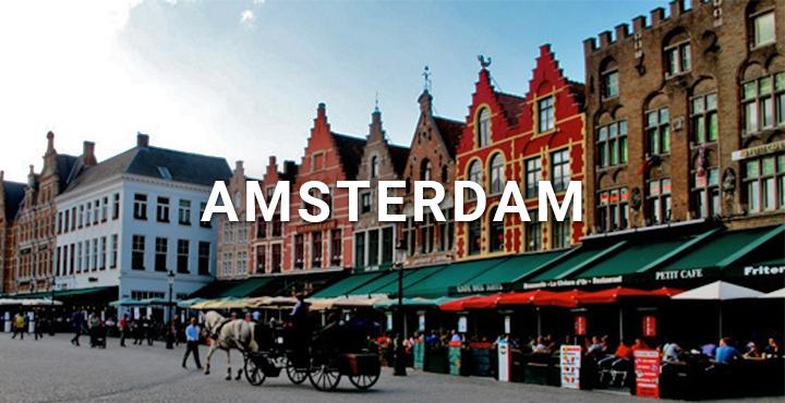 Trek Travel's Amsterdam Vacation