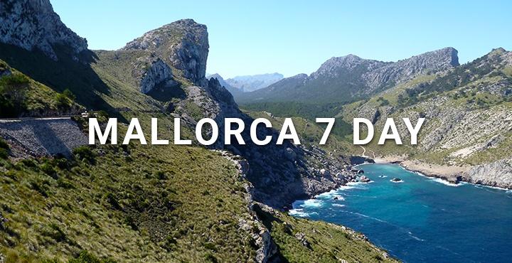 Ride in Mallorca, Spain on a Trek Travel Mallorca 7 Day Ride Camp