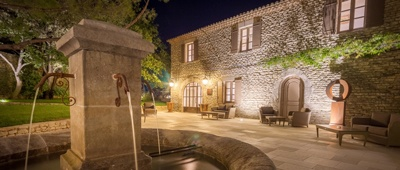 Hotel le Gordos on our Provence Explorer bike trip